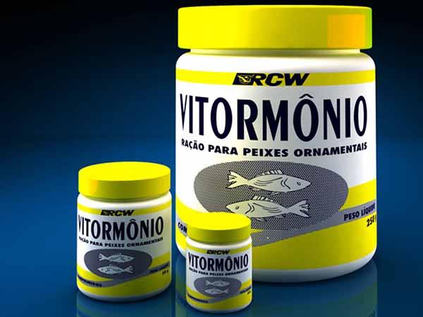 Embalagem para comprimidos Vitormônio