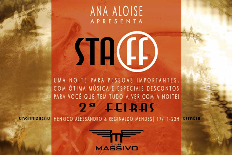 Festa Staff by Club Massivo