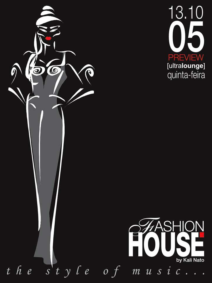 Flyer Fashion House by Ultralounge