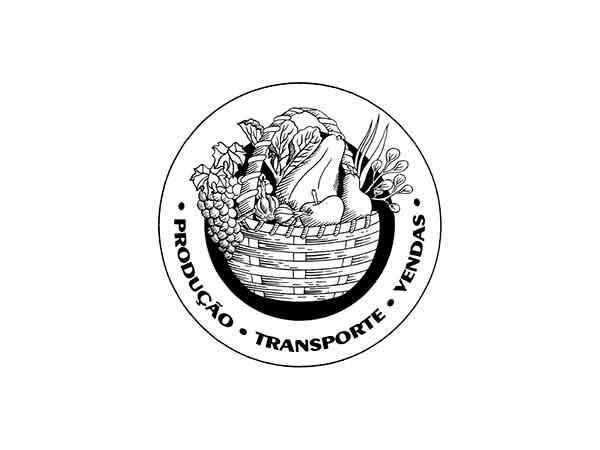 Logomarca La Corbeille a bico de pena