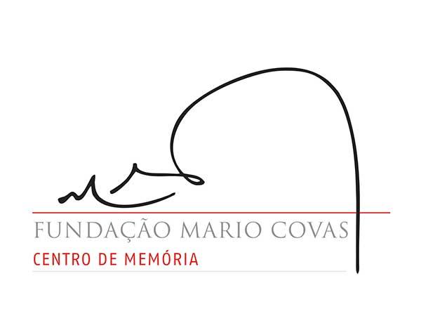 Logomarca Centro de Memória Fundação Mario Covas
