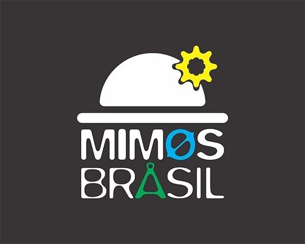 Logomarca Mimos Brasil