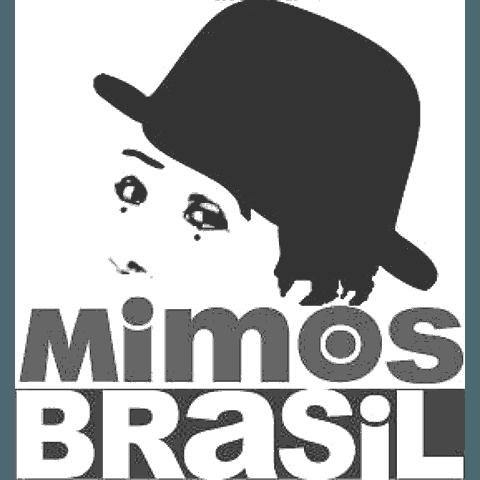 Antiga logomarca Mimos Brasil