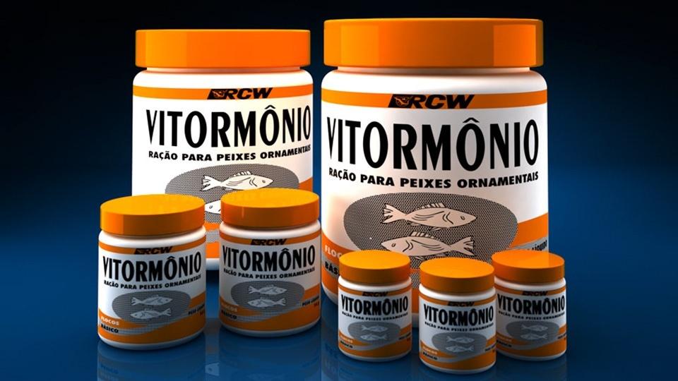Vitormônio Flocos
