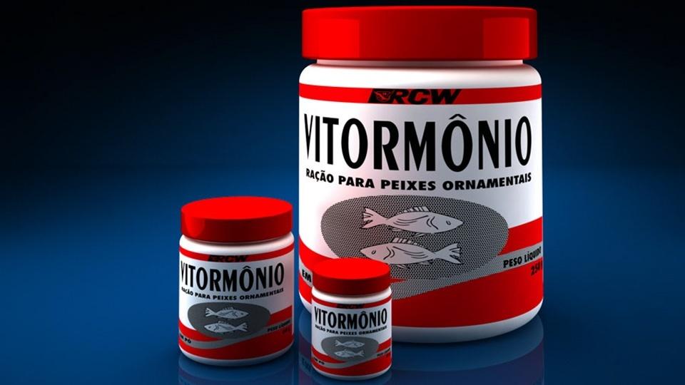 Vitormônio em Pó
