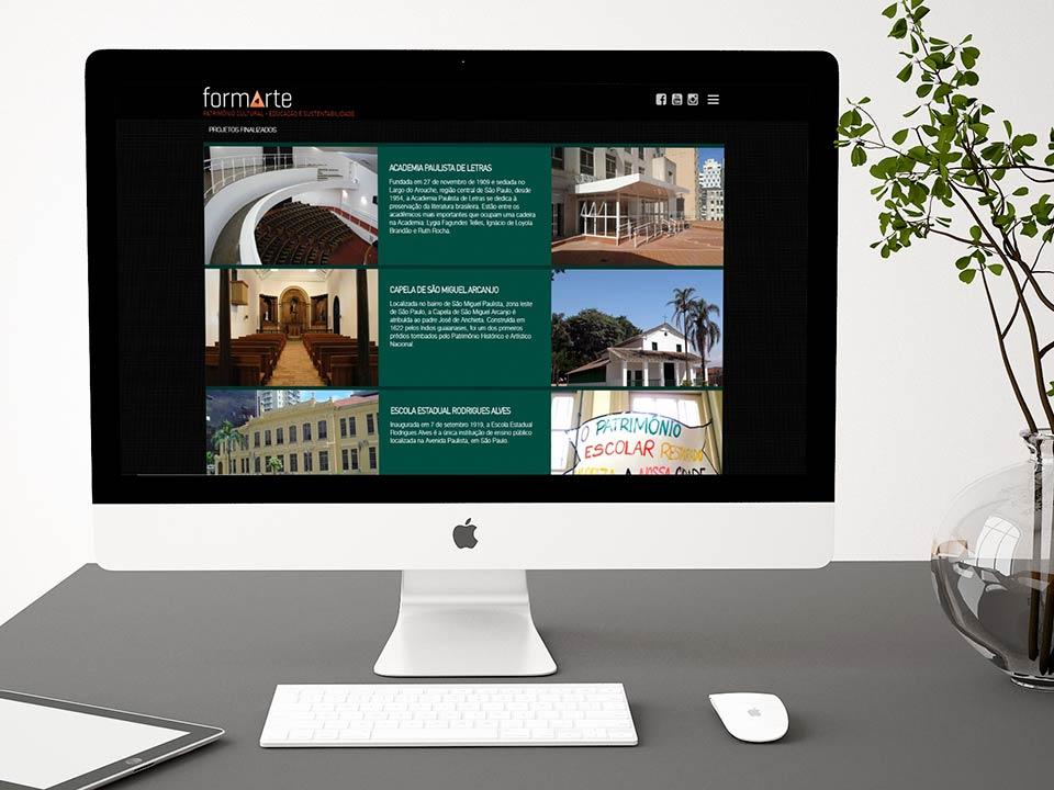 site Formarte